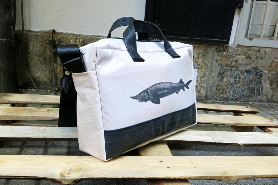 Fisch Edition - Segeltasche Lüfterl