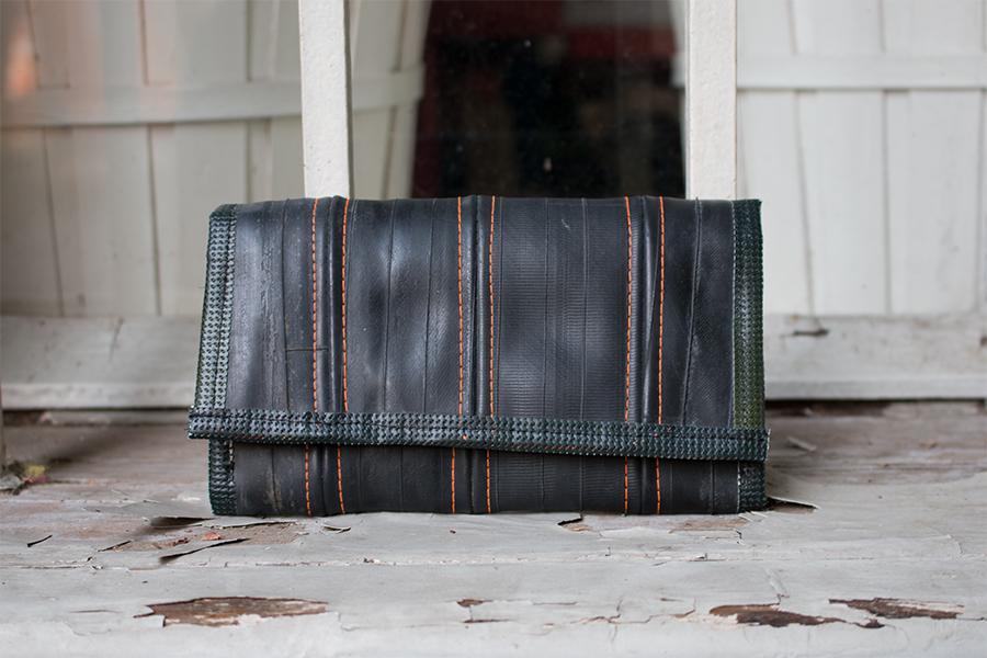 Schlauch-Geldtasche regular